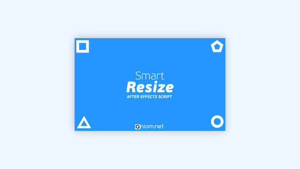 smart resize after effects script new